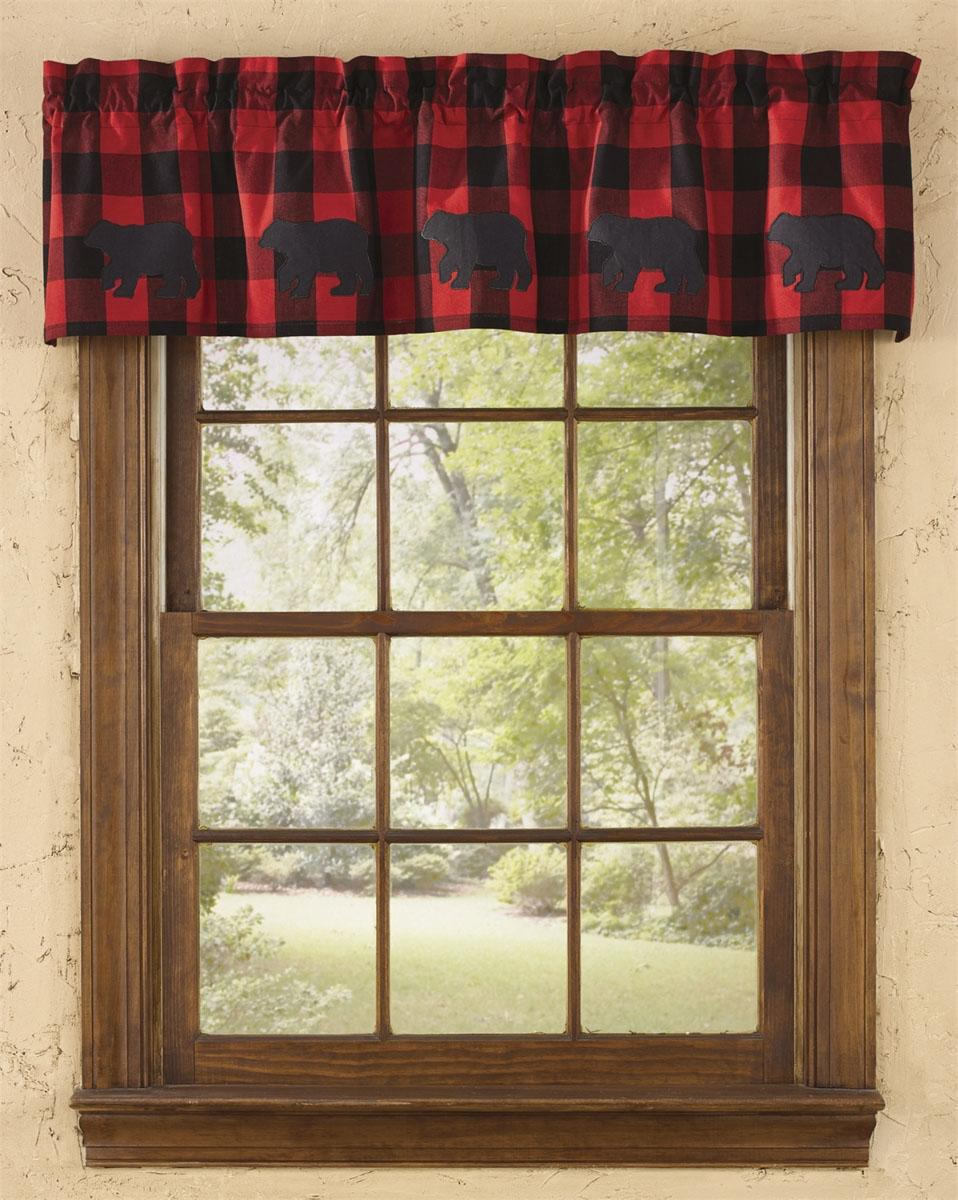 72 x 36 463-46 Park Designs High Country Swag