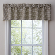 Lined Valances
