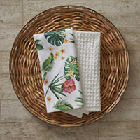Spring Dishtowels