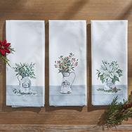 Holiday Dishtowels